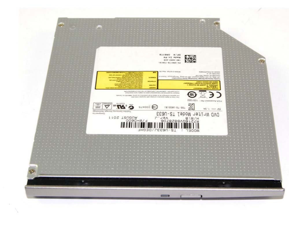 Dell CD DVD Burner Writer ROM Player Drive for Vostro 3300 3350 Laptop Computer