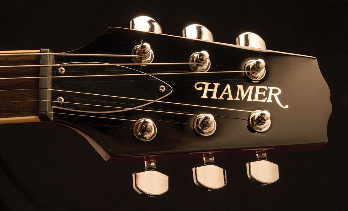 Hamer Guitarras Mónaco: Amazon.es: Electrónica