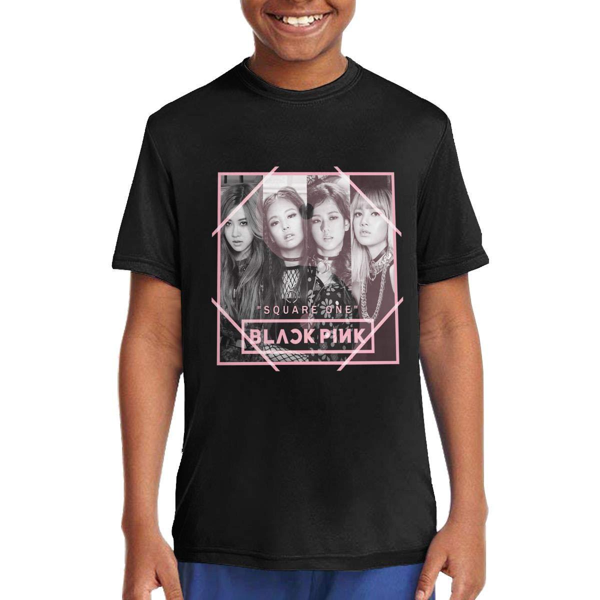 Alvalynd Pink Girls Tshirts Unisex Teenager T 9272