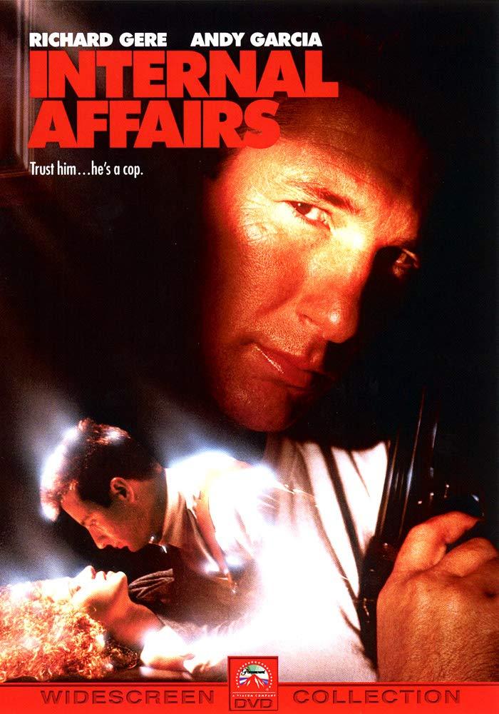Internal Affairs - Richard Gere [DVD] [1990]