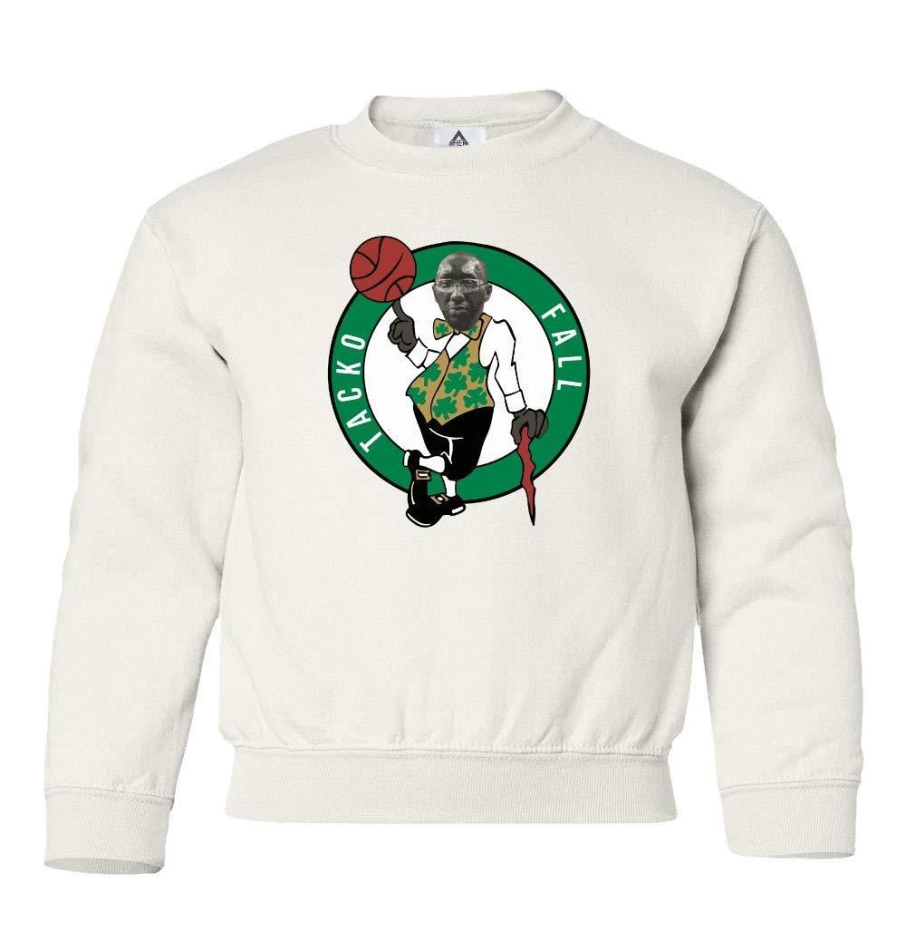 Boston Fans Fall Logo Crewneck Sweater Shirts