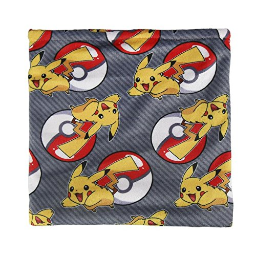 Made in commercio–2200002476–Sciarpa Pokémon–Taglia unica Astro