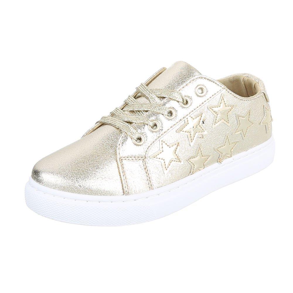 68c56e4cd86e85 Ital-Design Damenschuhe Freizeitschuhe Sneakers Low - bimsbangalore.org