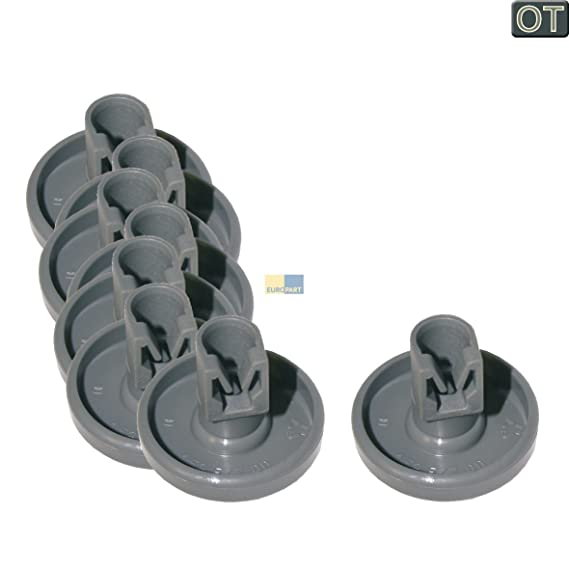 AEG 50286965004 - Cesta con ruedas para lavavajillas (8 piezas ...