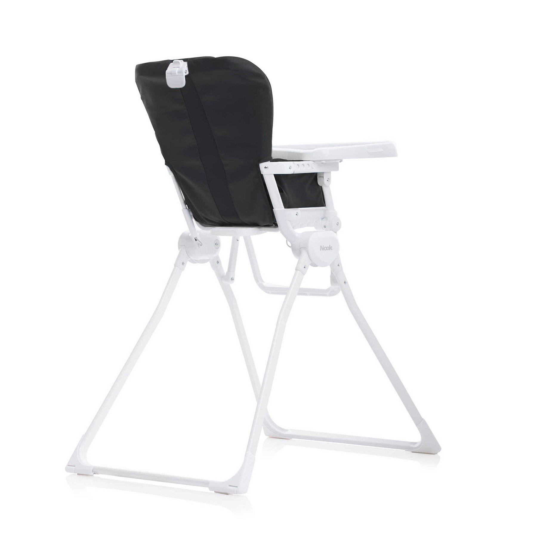 JOOVY Nook High Chair,  Black