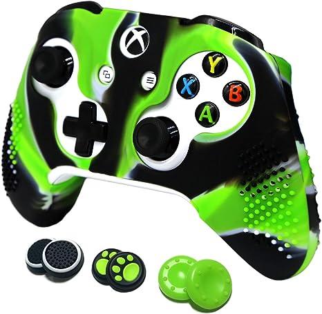 Grips for Microsoft Xbox One S&One X Controller easyCool - Funda ...