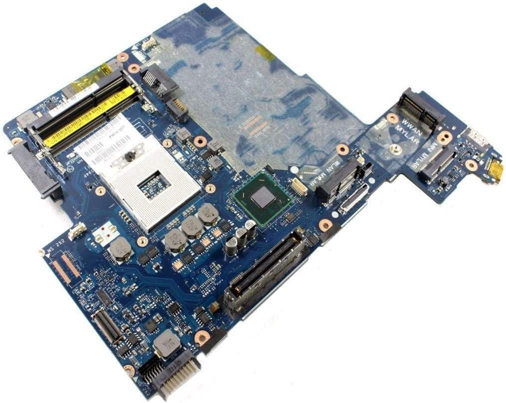 Dell Latitude E6420 Intel QM67 Express Chipset PGA 989 Socket DDR3 SDRAM 2 Memory Slots SATA Motherboard 8VR3N 08VR3N CN-08VR3N
