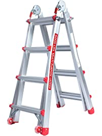 Telescoping Ladders Amazon Com Building Supplies Ladders