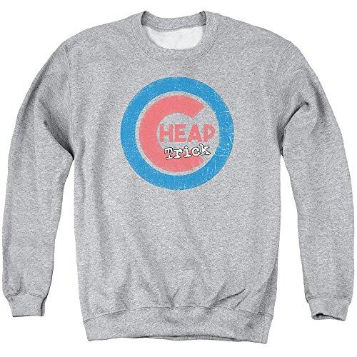 Cheap Trick - Cheap Cub Adult Crewneck Sweatshirt