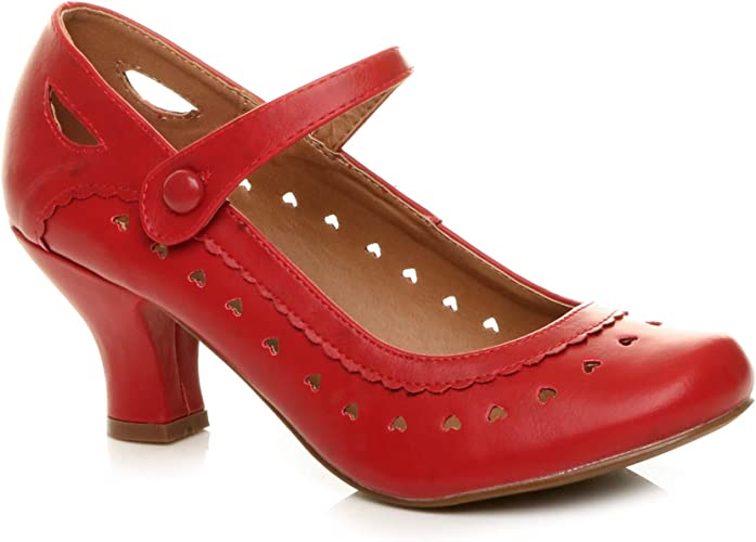TALLA 36 EU. Ajvani - Zapatos de vestir para mujer