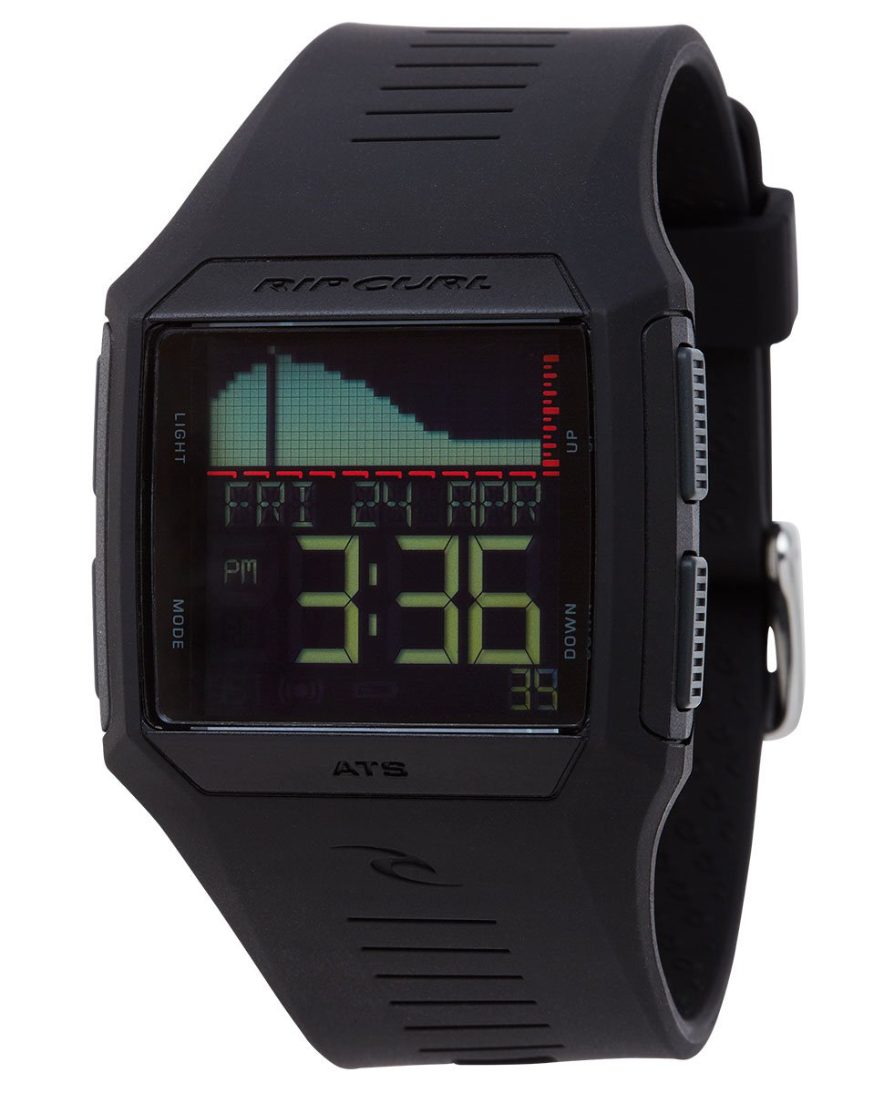 Rip Curl Mens Rifles Tide Watch, Midnight/One Size Fits All by Rip Curl