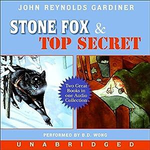 Stone Fox & Top Secret Audiobook
