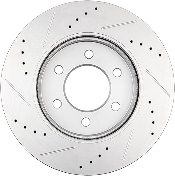 For 2003-2006 Ford Expedition Brake Rotor Front 98368HK 2004 2005