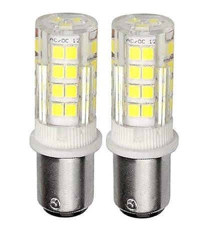 BA15D Bombilla LED de 12 V