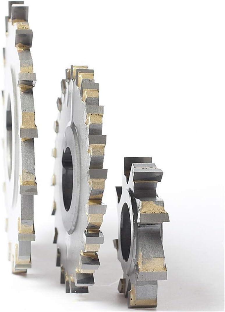 110 * 3 4 5 6 7 8 10 12 14 16 18 20 Cemented Carbide Tungsten Steel Three Noodles Blade YG/YW2 Carbide Side Milling Cutter 110x10x32x14Z YG 110x18x32x14z Yg