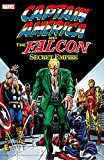 img - for Captain America and the Falcon: Secret Empire book / textbook / text book