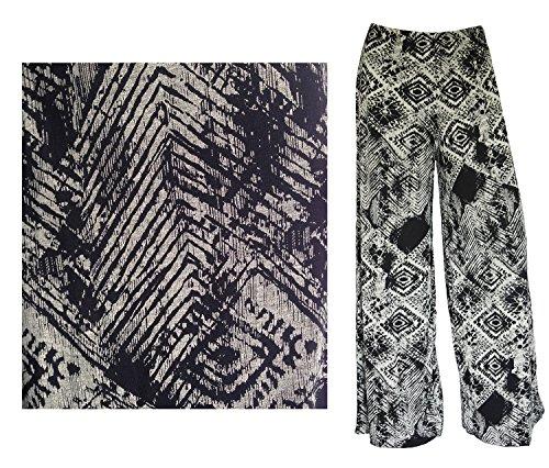 LUL - Pantalón - para mujer Tiydye Square