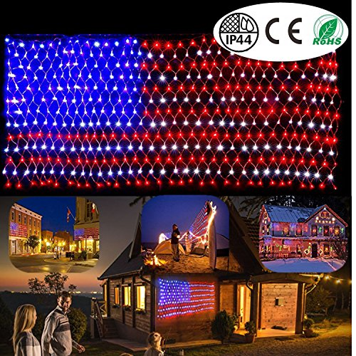 American Flag Led Light - 2