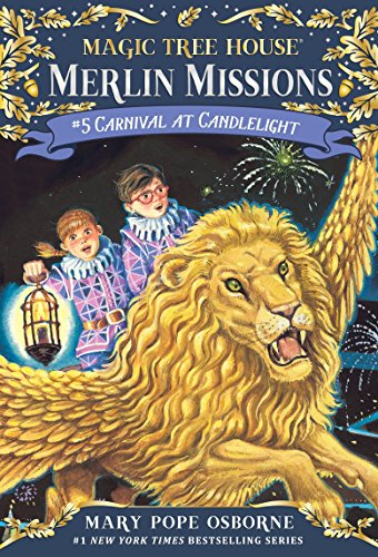 Carnival at Candlelight from Random House Books for Young Readers