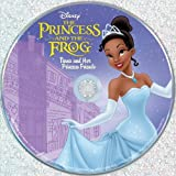 The Princess and the Frog: Tiana and her Princess Friends