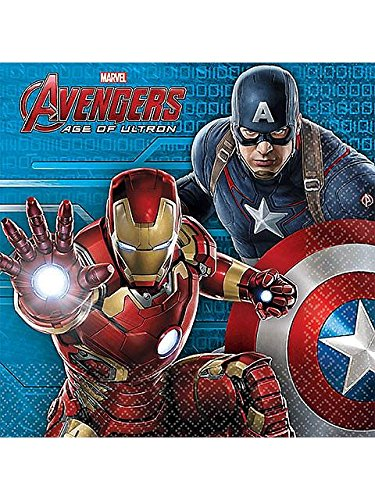 Avengers Age of Ultron Beverage Napkins (16 -