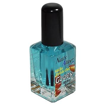 Amazon.com : Nails Alive Gooey Base coat : Beauty