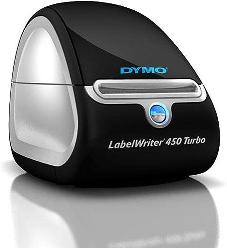 Dymo LabelWriter 450 Turbo Impresora de etiquetas térmica: Dymo ...