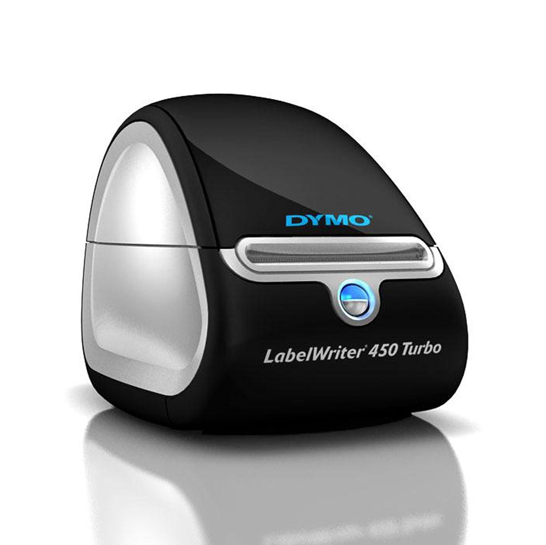 Dymo LabelWriter 450 Turbo Impresora de etiquetas térmica: Dymo: Amazon.es: Oficina y papelería