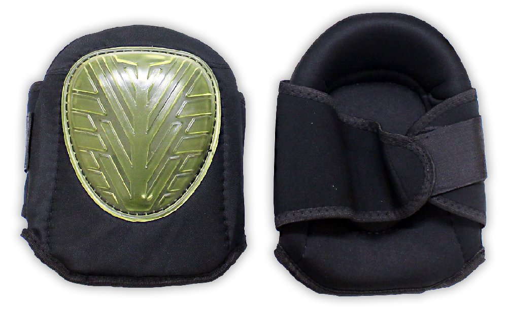 Stalwart 75-1086 Hawk Heavy Duty Professional Style Knee Pads, One Pair