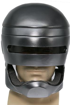 Amazoncom Xcoser Robocop Helmet Mask Costume Props Accessories For
