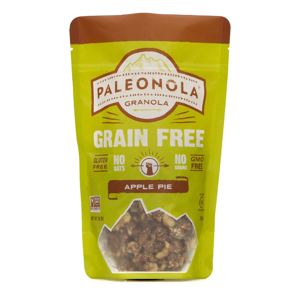Paleonola - Grain Free Granola - Apple Pie (6 Pack) ... by Paleonola