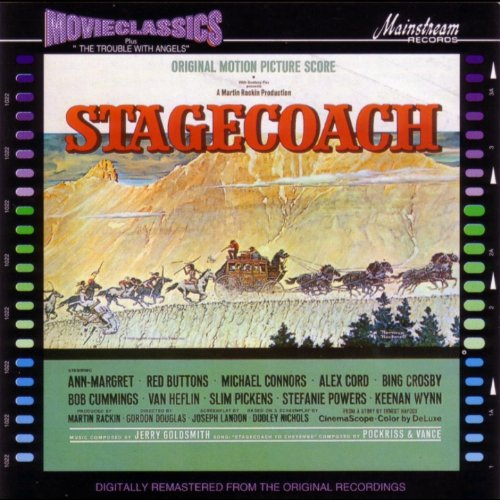 Stagecoach/The Trouble With Angels