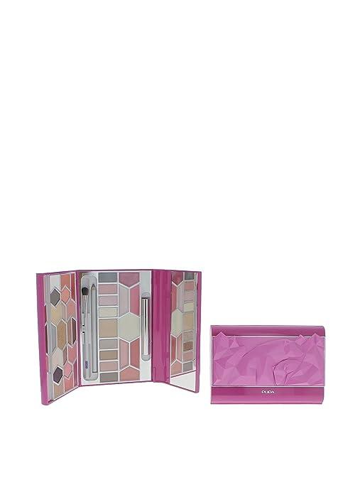 Amazon.com: Pupa Estuche Maquillaje Bolso Cristal Fucsia: Beauty