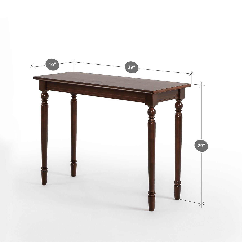 Zinus Bordeaux Console Entryway Sofa Table