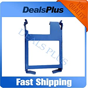 Cables Blue Hard Drive Caddy Bracket HDD DN8MY PX60023 for Dell 390 790 990 3010 7010 9010 3020 7020 9020 T20 T1700 T3610 T5610 - (Cable Length: Standard)