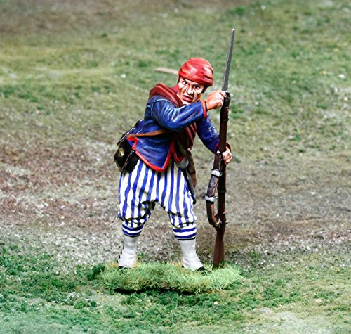 The Collector's Showcase American Civil War CS00865 Confederate Wheat Tiger Reloading 1:30 scale pewter