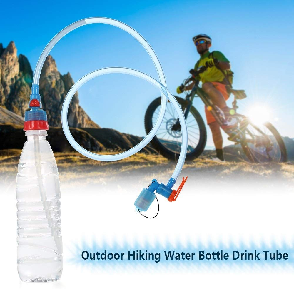 Bouteille Deau Tube de Boisson Tuyau Hydratation Vessie Reservoir Pack Syst/ème de Sac /À Dos Kit de Tuyau