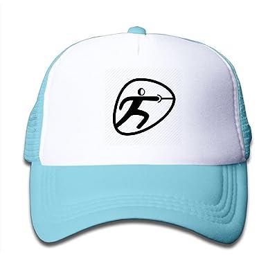 DNUPUP Kid's Fencing Adjustable Casual Cool Baseball Cap Mesh Hat Trucker Caps