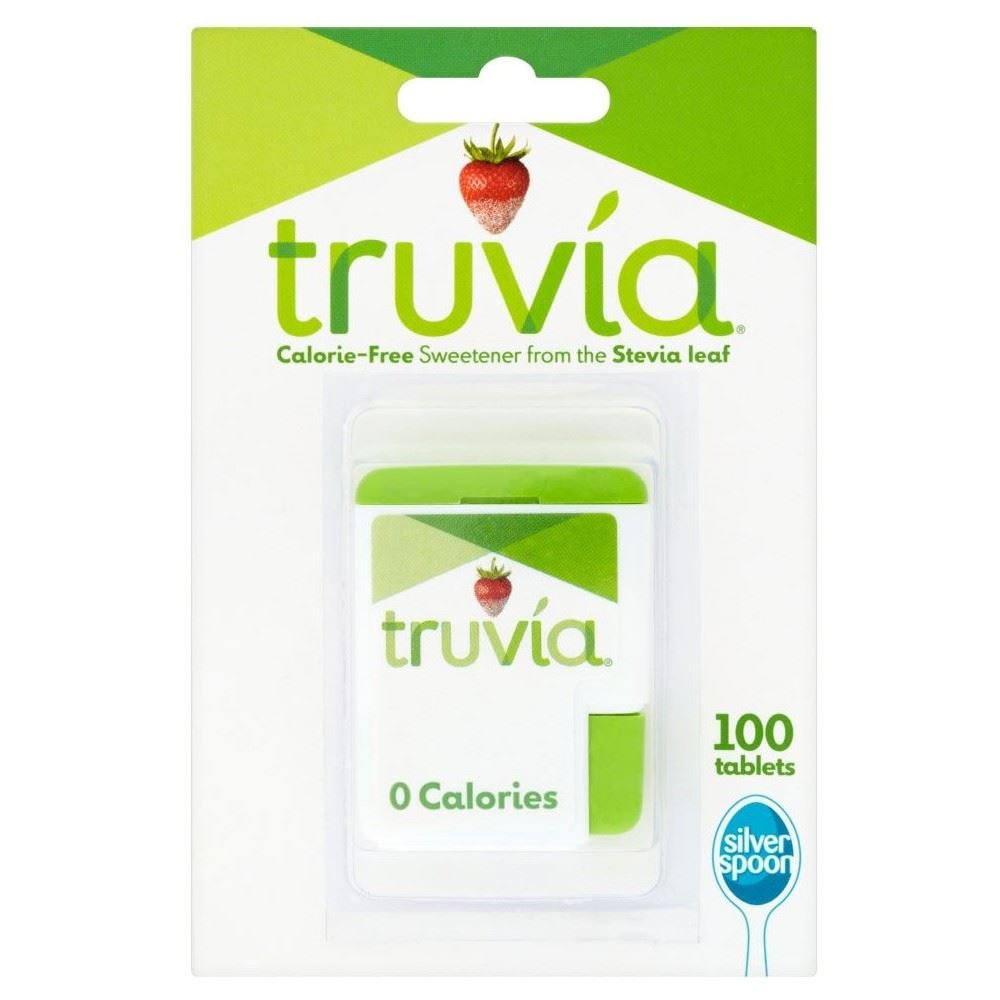 Silver Spoon Truvia Sweetner Tablets (100 per pack - 5g)