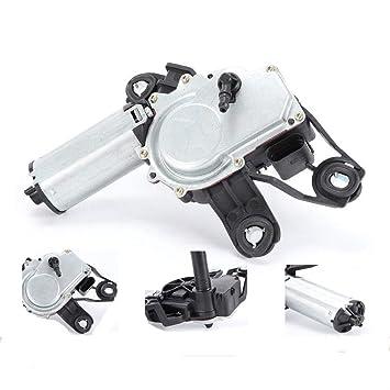 Z&Y Motor del limpiaparabrisas trasero Motor del limpiaparabrisas trasero para V W Go lf 1K6955711BC Limpieza del