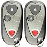 KeylessOption Keyless Entry Remote Control Car Key Fob Replacement for OUCG8D-355H-A (Pack of 2)