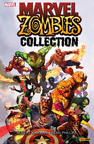 Marvel Zombies Collection Vol. 1 (German Edition)