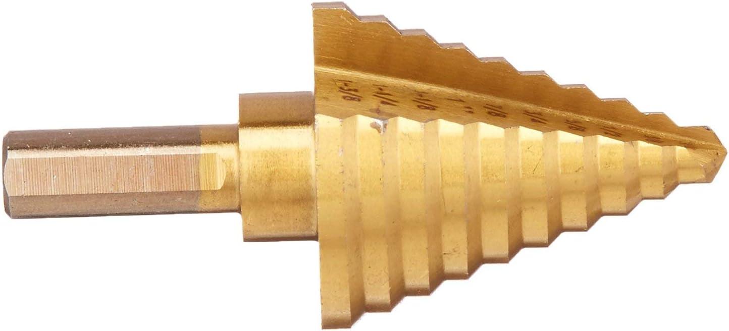 243 Titanium Step Drill Bit Meda