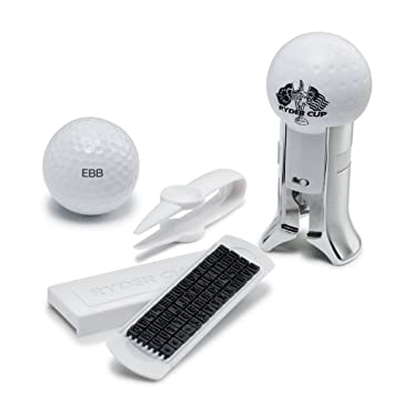 Golf Ball Monogram Stamper Amazon Co Uk Sports Outdoors