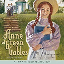 Anne of Green Gables Audiobook by L. M. Montgomery, Margaret Atwood - foreword Narrated by Kate Burton