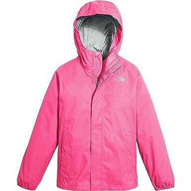 8707c04c1 THE NORTH FACE G Gem Pink Resolve Reflective Jacket Girls, T92U2LRR2 ...