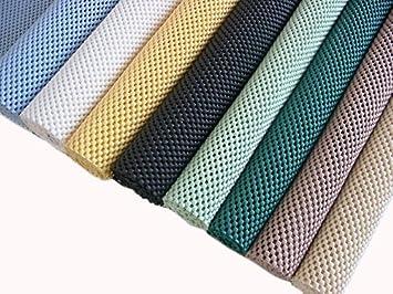 Multi Purpose PVC Foam Anti-Slip Anti-Slide Mat / Sheet – Use it Fully or Cut in Pieces - Size:- Big (50 x 150 cm) – Colours as per Availability at amazon