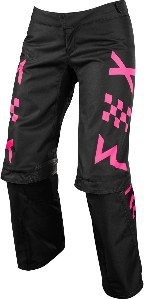 2018 Fox Racing Womens Switch Pants-Black//Pink-8