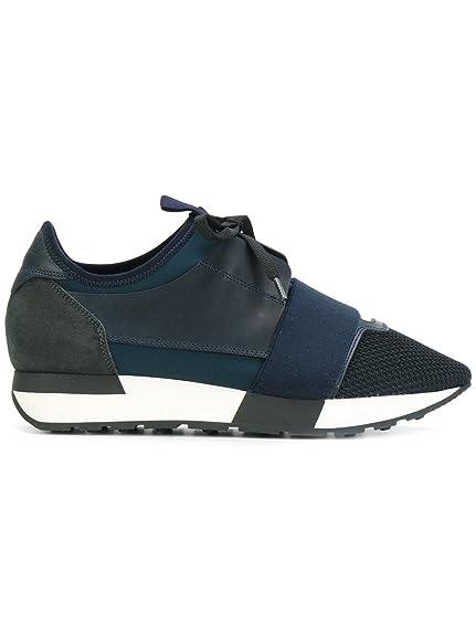 Balenciaga - Zapatillas de Gimnasia Mujer, Azul (azul), 36: Amazon.es: Zapatos y complementos