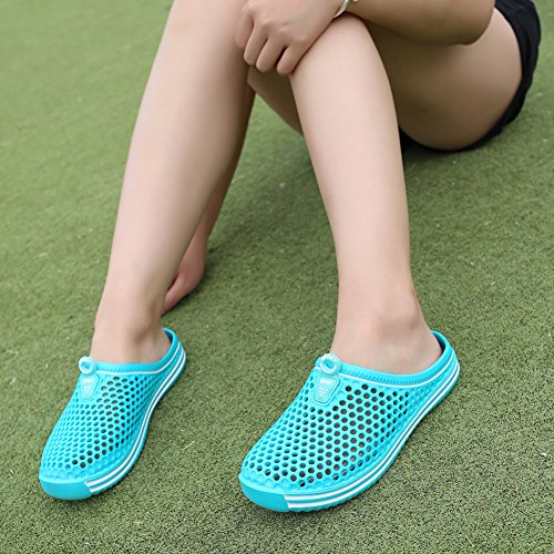 Mens Quick Womens Shoes Slippers Comfortable Garden Walking 03blue Drying Ryanmay Sandals 51qw0dxO5